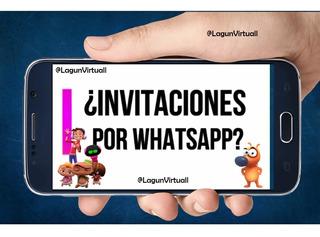 Invitacion Para Cumpleaños En Video 3$ (para Whatsapp)
