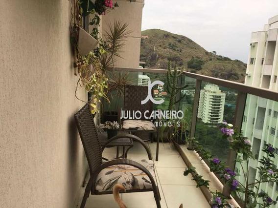 Apartamento-à Venda-recreio Dos Bandeirantes-rio De Janeiro - Jcap20277