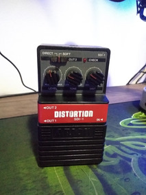 Pedal Arion Distortion Sdi-1 / Sdi 1