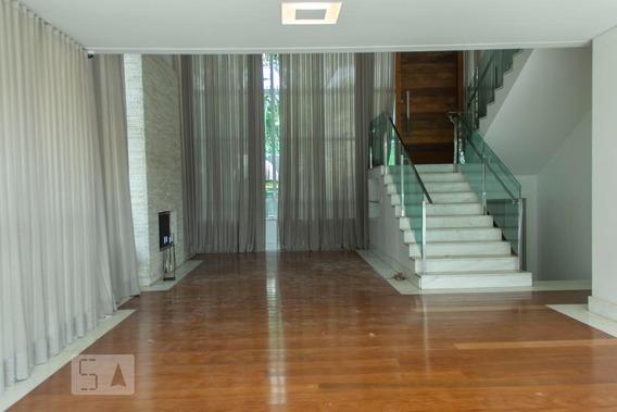 Casa Para Aluguel - Mangabeiras, 4 Quartos, 380 - 893027152