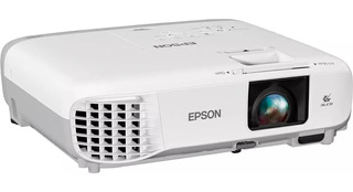 Proyector Epson Powerlite W39 3500 Lumenes Wxga Hdmi Rj45