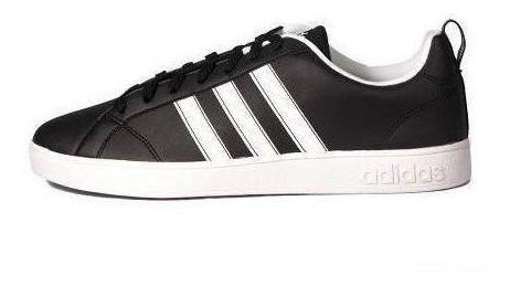 Tenis adidas Advantage Clean - F99254 - Negro - Hombre