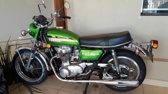 Yamaha Tx650