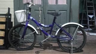 Bicicleta Para Niña Rodado 24 Dolphin Lady New Violeta