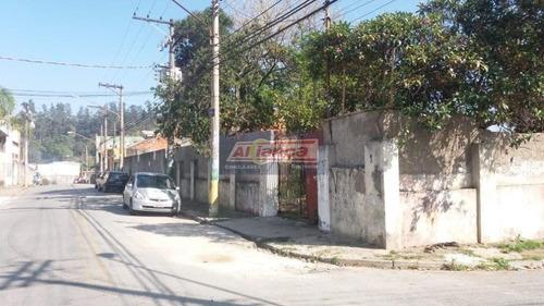 Área À Venda, 2000 M² Por R$ 4.800.000,00 - Vila Rosália - Guarulhos/sp - Ai19522