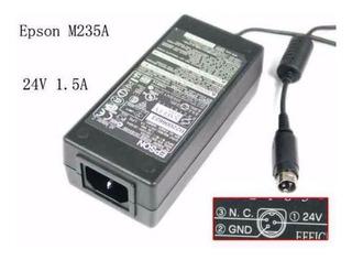 Adaptador Fuente 3 Pines Impresora Epson M235a Tm-t88 N
