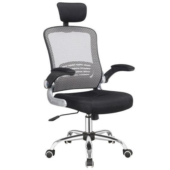 Cadeira Diretor New York Cinza