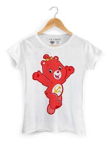 Camisa Ursal União Das Repúblicas Socialistas Ursinho Ursal