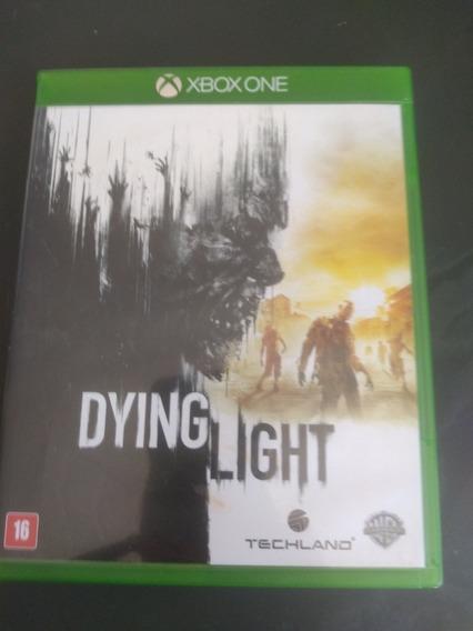 Jogo Dying Light Xbox One Mídia Física