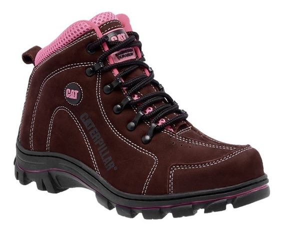 Bota Coturno Adventure Caterpillar Feminina 2019
