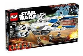 Lego Star Wars 75155 - Rebel U-wing Fighter, Novo, Lacrado!