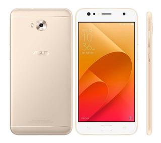 Smartphone Asus Zenfone 4 Selfie 4gb 64gb Dourado + Nfe