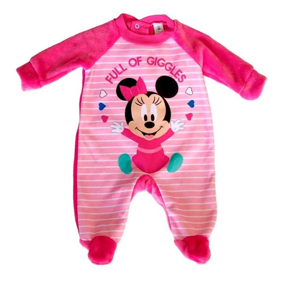 Mameluco Estampado Sublimado Disney Minnie