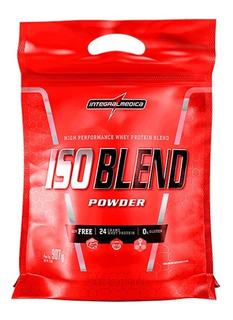 Whey Protein Iso Blend 907g Refil Integralmedica - Sabores