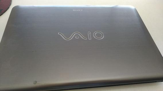 Carcaça Notebook Sony (seminova)