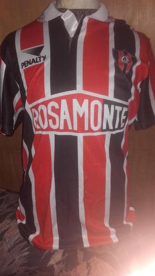 Camiseta Penalty Chacarita Publicidad Rosamonte