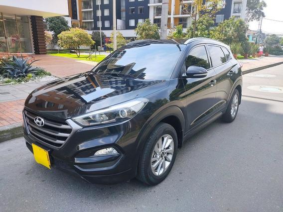 Hyundai Tucson Limited 2016 Mt 4x4
