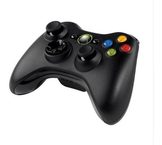 Controle Para Microsoft Xbox 360 Sem Fio Pc Win/7/8/10