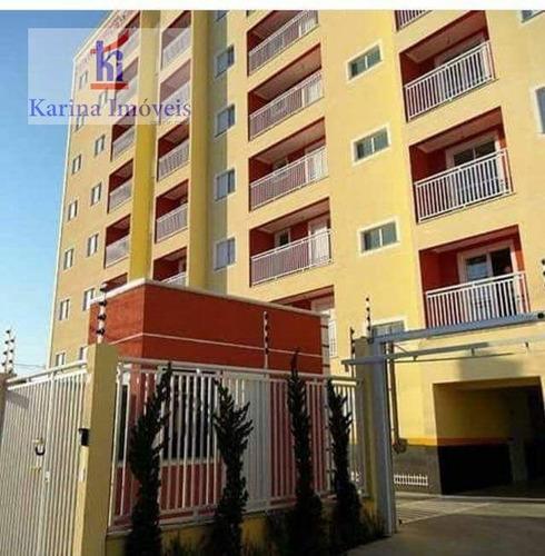 Apartamento Em Jardim Do Triunfo  -  Guarulhos - 2662