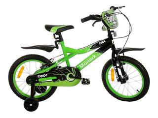 Bicicleta Aro 16 Monark Bmx Ranger Infantil