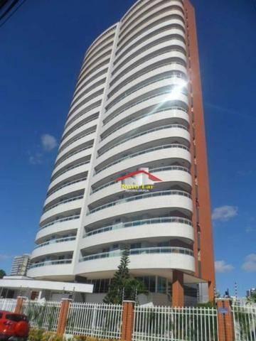 Imagem 1 de 24 de Apartamento Com 3 Dormitórios À Venda, 120 M² Por R$ 680.000,00 - Fátima - Fortaleza/ce - Ap0697