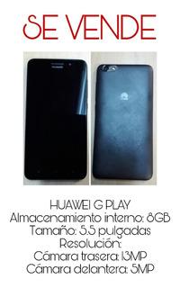 Celular Huawey G Play. En Excelente Estado