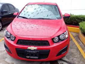 Chevrolet Sonic 1.6 Lt Mt Aeroplasa Auto Seminuevos