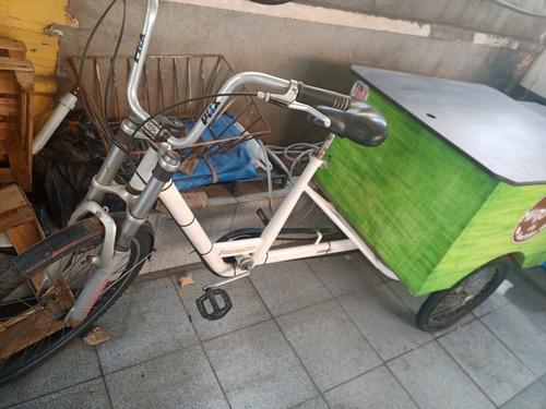 Imagem 1 de 5 de Bicicleta Semi Nova  Para Trabalho . Tapiocas E Outras Espec