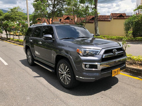 Toyota 4 Runner Limited 2016