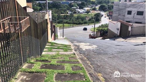 Terreno À Venda, 250 M² Por R$ 200.000,00 - Caio Junqueira - Poços De Caldas/mg - Te0067