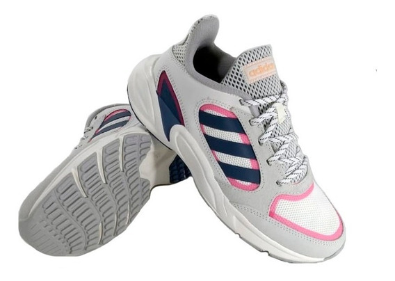 Zapatillas adidas Mujer 90s Valasion Running Ee9907 Eezap