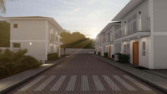 Casas De Dois Quartos Em Condomínio De Nova Friburgo