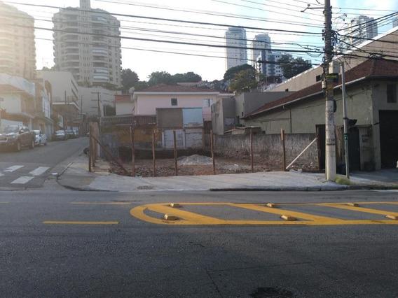 Terreno Residencial Para Locação, Santana, São Paulo. - Te0207