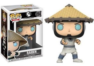 Funko Pop! - Raiden