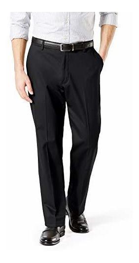 Dockers D3 Pantalones Elasticos De Algodon Para Hombre Color