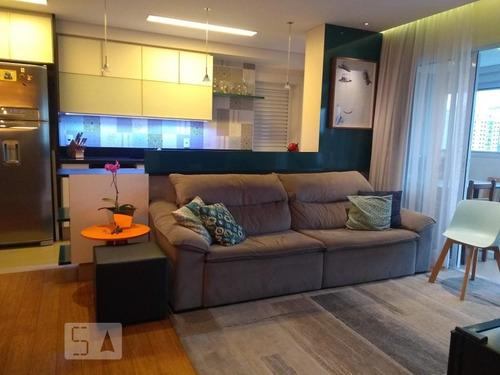 Apartamento À Venda - Cambuci, 3 Quartos,  95 - S893133061