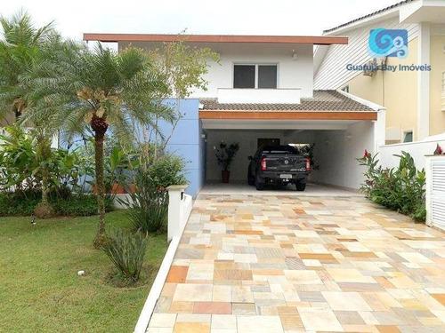 Imagem 1 de 30 de Casa Com 4 Dormitórios À Venda - Condomínio Jardim Acapulco - Praia De Pernambuco - Guarujá - Ca1814