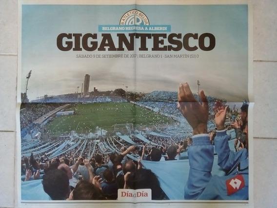 Poster Cancha De Belgrano
