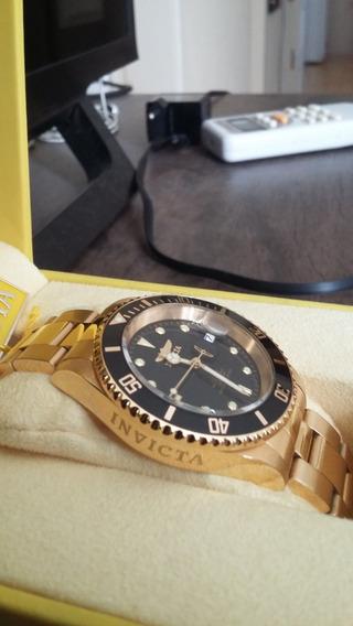 Relógio Invicta Autodourado 8929ob S/ Detalhes Original.
