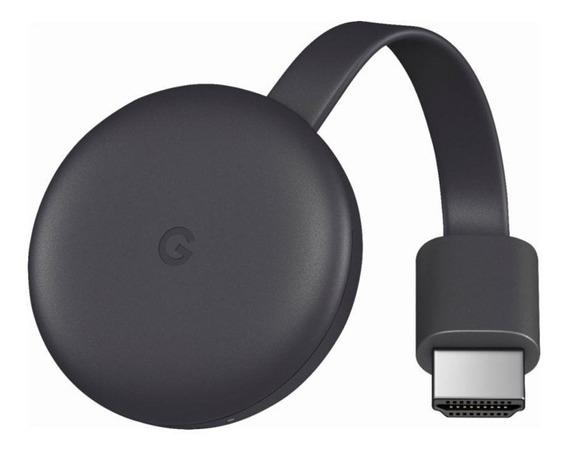 Chromecast 3ª Geração Original
