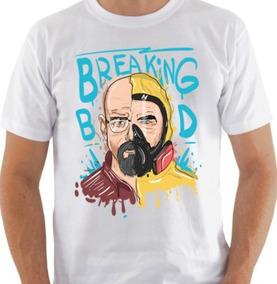 Camiseta Walter Heisenberg Breaking Bad