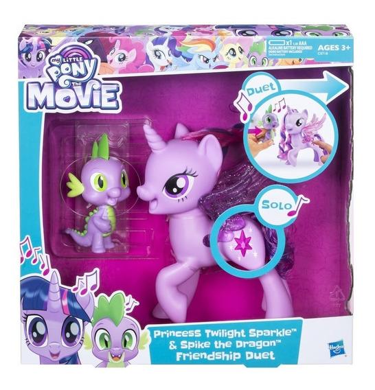 My Little Pony Twilight Sparkle Vamos Cantar Juntos Hasbro