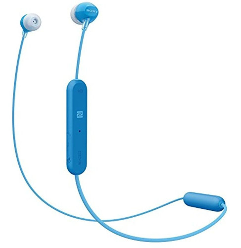 Auriculares Inalambricos In-ear De Sony Auriculares Wi-c300