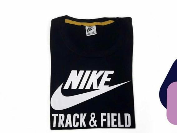 Remera Nike Track Talle M Importada