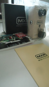 Pedal Booster Microamp Mxr M-133 Na Caixa.