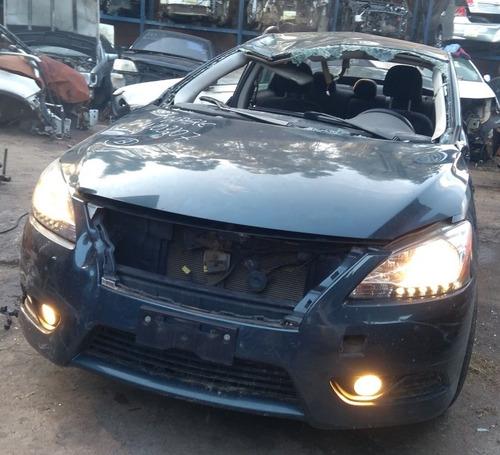 Sucata Peças Acessórios Nissan Sentra  2014 140cv
