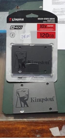 Hd Ssd Kingston Sata Ii 120gb 2,5 A400