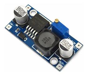 Regulador De Tensão Step Down Buck Conversor Dc Dc Lm2596 3a