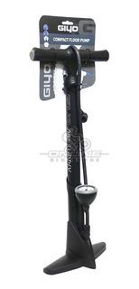 Inflador Pie Bicicleta Giyo Gf-43p Medidor Presion 160 Psi