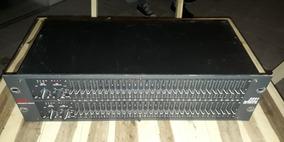 Equalizador 31 Bandas Stéreo E Limiter Dbx 2231 Made In Usa